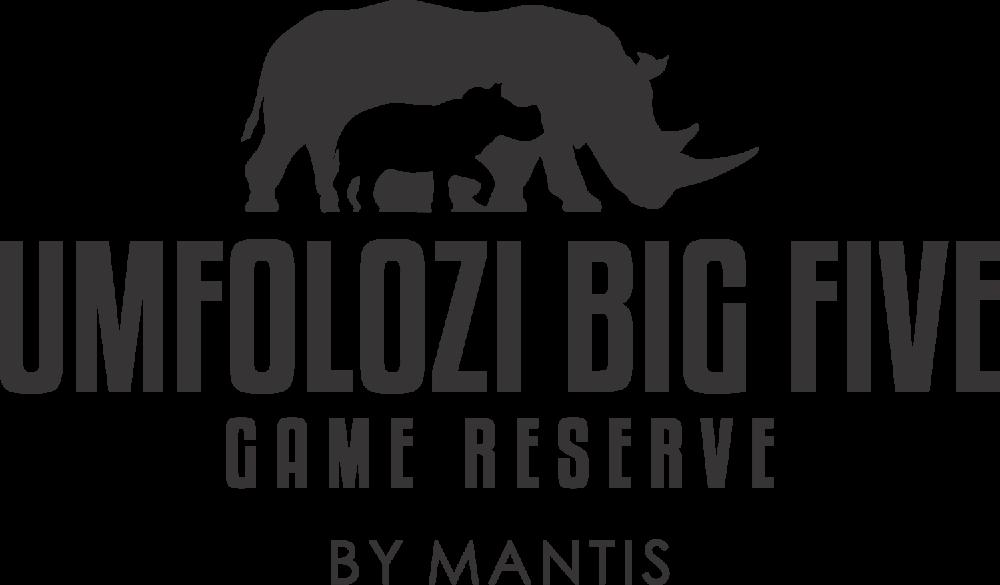 Umfolozi Big Five Game Reserve Logo